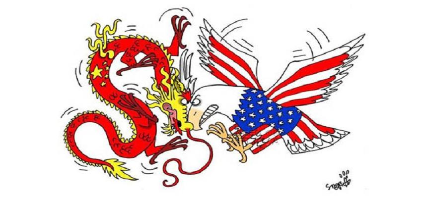 Image result for kineski zmaj američki orao