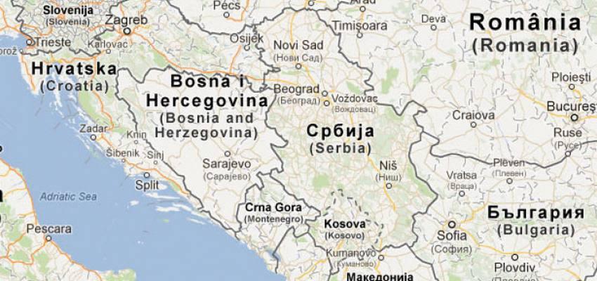 Mapa O Smjestaju 11 000 Migranata U Srpskoj I Oko 23 000 U Fbih
